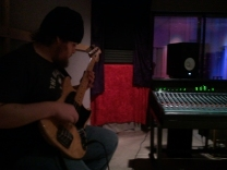 scott laying bass