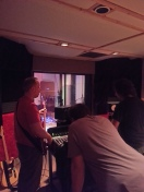 Recording Skymonk at Soundlab Studios Lexington, South Carolina