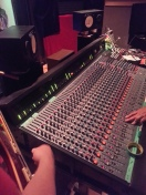 The board  - Skymonk at Soundlab Studios Lexington, South Carolina