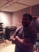 Ben is chipper Skymonk at Soundlab Studios Lexington, South Carolina